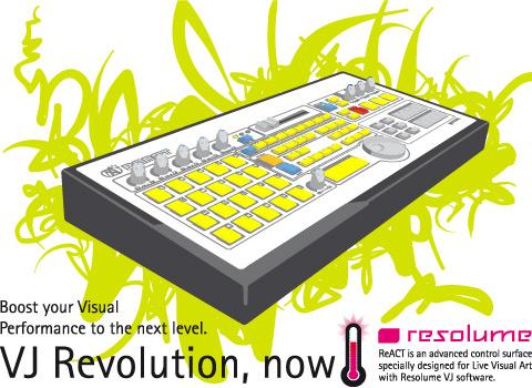 Midi Controller For Resolume : react resolume controller ~ Vivirlamusica.com Haus und Dekorationen